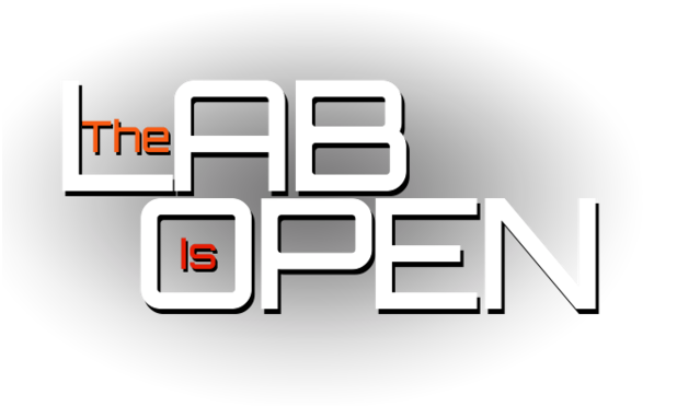 The Lab Is Open!